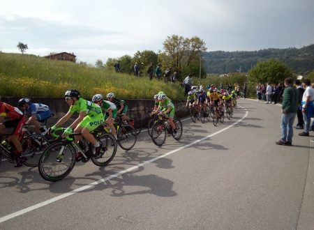 Ciclismo – Gran premio Tecnostampi (categoria Esordienti)