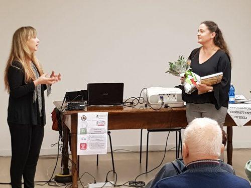 Intervento della dottoressa Lisa Bregantin per i 100 anni di storia dell'ANCR