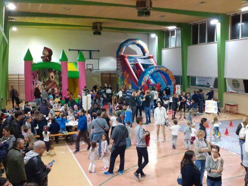 Una festa dei bambini, per i bambini: Bimbingioco