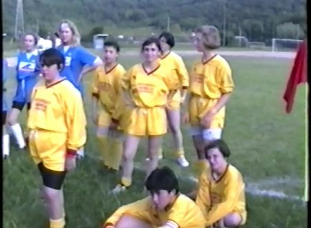Calcio femminile a Monteviale!