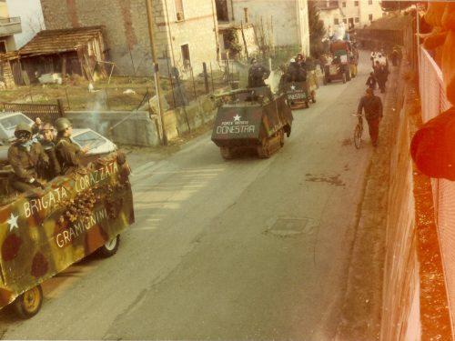 Forze Armate Donestra … in azione!