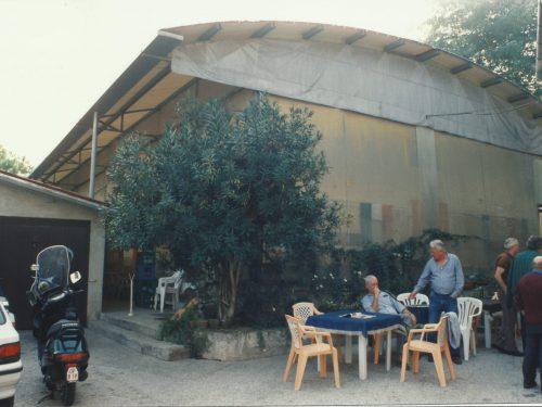Monteviale, bocciofila e il bocciodromo di via Donestra