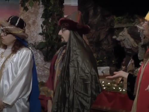 L'arrivo dei Re Magi a Monteviale!