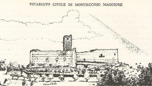 16 agosto 1240: il Castello di Monteviale viene raso al suolo